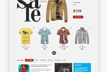 web design - e-commerce