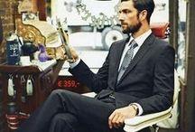 Gentlemen Wear Suits / Mens Suits