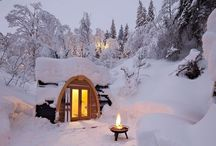 Chalet / Peace close to nature.
