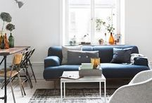 Salon l Living Room / #salon, #living room