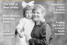 Irish Genealogy / Ireland genealogy and family history research
