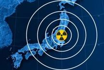 ☣ ☢ Fukushima Radiation ☢ ☣ / March 11, 2011 a magnitude-9 earthquake shook northeastern Japan, unleashing a savage tsunami which shut off cooling to 3 of 6 nuclear reactors in Fukushima Daiichi. The three 150-ton cores burned into the earth where water flows daily with deadly radiation into the pacific ocean, traveling west with debris, rain, snow, sea spray and in sea life. Japanese food, air, soil & products may be heavily contaminated too. DAILY UPDATES HERE: www.enenews.com