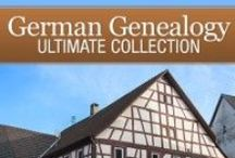 GERMAN Geneology / researching genealogy and family history in germany