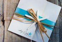 Wedding Invitations / Inspiration for your wedding invitations