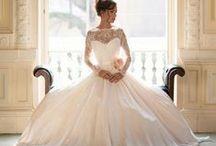Wedding Dresses / Inspiration for your wedding dress