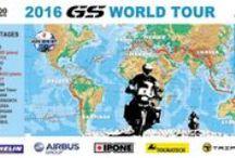 2016 WORLD TOUR : motos BMW / Tour du Monde de 6 mois et 10 étapes avec des motos R1200GSA préparées par T3 , louées par les clients sur les étapes de leur choix. Voyage évenement pour célébrer les 20 ans de T3 AVENTURES.  Photos© T3 - Tom SUMMER