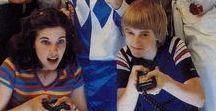 Intellivision / Intellivision Video Games 80's