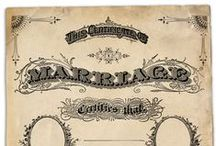 Marriage records for genealogy / where to find marriage records for genealogy and family history research