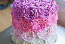 • Cakes & Desserts •