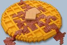 Lego My Eggo / Lego, MOC (My Own Creation), Kids, Play, Build, Creative.