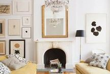Inspired Communal Spaces / Styling ideas to make your guests feel at home