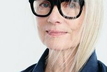 Over 50 and Fashionable! / Woman over 50 who are still trendy and fashionable!