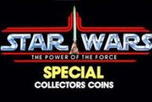 Star Wars Coin Collecting / Star Wars Coins