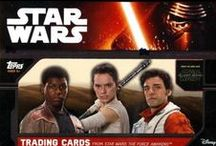 Star Wars The Force Awakens Trading Cards / Trading Cards