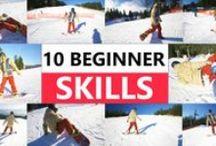 SnowBoarding - Beginner