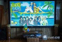 Teen Beach Movie Party / An amazing Teen Beach Movie themed sleepover, great party ideas, games and suggestions.