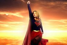 TV Supergirl / When I was a child, my planet Krypton was dying. I was sent to Earth to protect my cousin. But my pod got knocked off-course and by the time I got here, my cousin had already grown up and become Superman. So I hid my powers until recently when an accident forced me to reveal myself to the world. To most people I'm an assistant at Catco Media. But in secret, I work with my adoptive sister for the DEO to protect my city from alien life and anyone else that means to cause it harm. I am Supergirl.