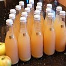 Homemade Apple Juice / Homemade Apple Juice made at Glebe House B&B in Dunning, Perthshire #apple #juice #homemade http://www.scotlandsbestbandbs.co.uk/blog/truly-scrumptious-homemade-apple-juice