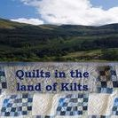 Longarm Quilting / Long Arm Quilting holidays at Lochearn House B&B in Scotland #logarm #quilting #scotland #patchwork http://www.scotlandsbestbandbs.co.uk/blog/quilts-in-the-land-of-kilts