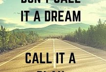 Dreams / Mina drömmar