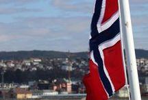 Skandinavien / Pins aus Norwegen, Schweden, Finnland und Dänemark