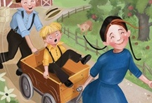Amish-themed Books for Children