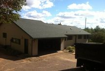 Before and After Roofing / Check out pictures of our customers homes before and after our high quality work!