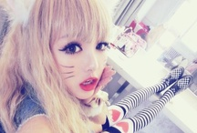 Cute Dolly Style / dolly style  /  gyaru  /  ulzzang  /  cute stuff