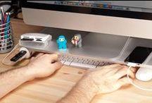 Quirky ile Hayatı Kolaylaştırın / Quirky ile dağınıklığa son!!! Hayatı kolaylaştıran eğlenceli ve teknolojik tasarım ürünler QUIRKY hiçbir yerde bulamayacağınız fiyatlar ve modellerle LUXViTRiN de. https://www.luxvitrin.com/reyon/quirky-organizers-masaustuorganizer/tumu