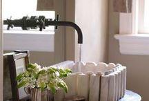 Bathrooms...!