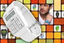 Timex 80 Calculator / Timex 80 calculator saatleri 80'lerin retro havasini size tekrar yasatmak icin geri geldi