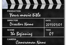 """Clapperboard Cinema / Clapperboard Cinema created by Jilub """"in the heart of the action!"""""""