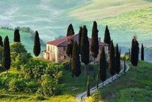 Tuscany.... / I will live there some day...!