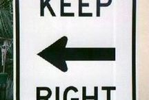 Funny & confusing signs