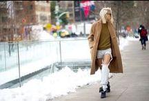 New York Moda Haftasında Sokak Modası  / Defilelerden daha şık bir görüntü çizen Fashionistalar, bu sezon da NewYork'ta birbirinden güzel kareler verdiler.