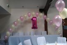 Balloons for parties / Ballons for kids/adult parties