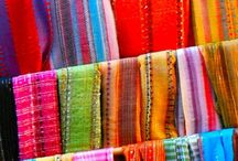 Textiles and colour / Colour inspiration