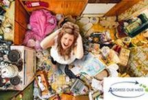 Clutter Hoarding Cleanup / Helping people who possibly who are looking to help others deal with possible hoarding issues.