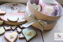 Печенье с логотипом / Вкусные имбирные печеньки!