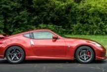 Nissan 370Z Sports Cars / Get general information about the Nissan 370Z sports cars (Nissan Fairlady Z), including news, reviews, specifications, history, sales and more.