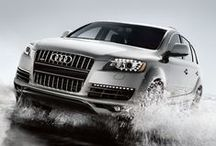 Audi SUVs, Crossovers and Wagons / Get general information about Audi luxury SUVs, Crossovers and Wagons, including news, reviews and more...