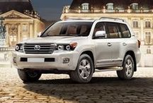 Toyota SUVs / Get general information about Toyota aports utility vehicles, including news, reviews, overviews, sales and more info...