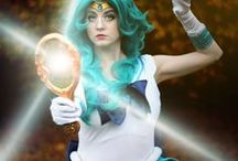 Sailor Neptune Cosplay
