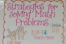 Math / Our favorite math strategies, lessons, and ideas