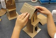 Project Based Learning / Hands on, learning through engaging, interactive projects and activities.