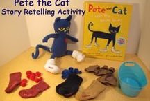 Literacy Centers / Fun ideas to incorporate literacy centers in the classroom