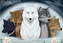 Wolf's Rain / Wolf's Rain anime fanarts