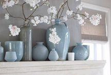 bloemstukken/ decoratie