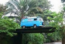ROAD TRIP BY VW COMBI