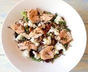 Ensaladas #salads